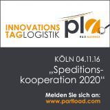 PLA Innovationstag Logistik