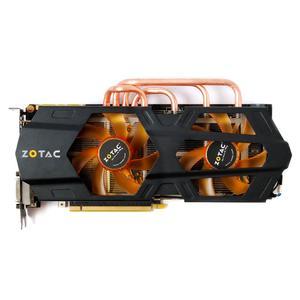 ZOTAC GeForce GTX 670 AMP! Edition, 2048 MB DDR5, PCIe