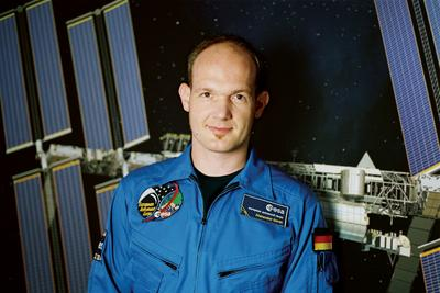 ESA astronaut Alexander Gerst to fly to Space Station in 2014