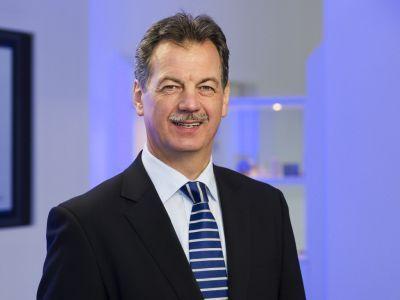 Ulrich Kaspar, Geschäftsführer von Mahr