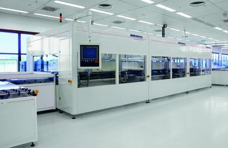 Laminator mit 3-stufigem Prozess inklusiver aktiver Kühlung
