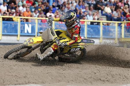 Seewer & Suzuki 5th overall at Assen MX2