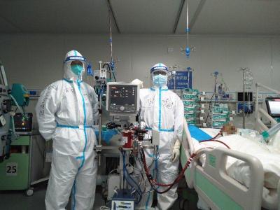 Xenios ECMO Therapy China