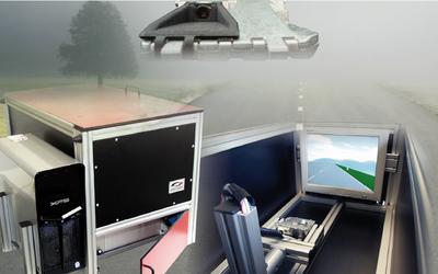 Testsystem für kamerabasierte Fahrerassistenzsysteme