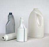 Recyclat-Flaschen