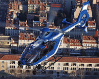 Eurocopter to supply three more EC135 helicopters to the French Gendarmerie police force