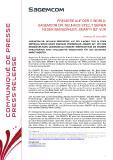 """[PDF] Pressemitteilung: Premiere auf der E-world: Sagemcom Dr. Neuhaus stellt seinen neuen Basiszähler """"SMARTY BZ"""" vor"""