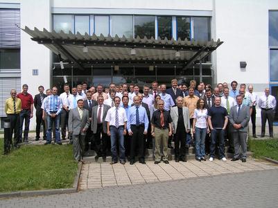 Erster Ilmenauer Magnettag: Auftakt zum Solenoid-Network