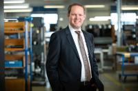 Peter Hirsch, Geschäftsführer der termotek GmbH