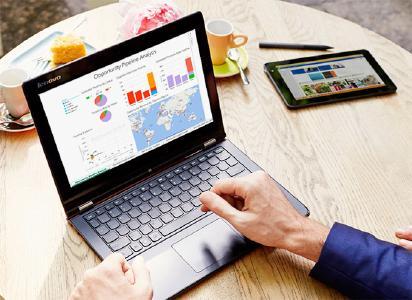 Dynamics 365 - die intelligente Businesslösung der neuesten Generation!