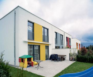 Umsetzung nach Farbentwurf der Brillux Farbstudios in Bochum