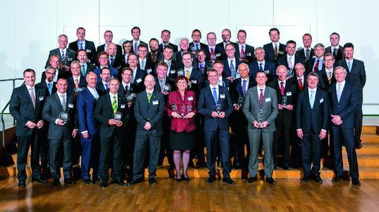"TC Truck&Cargo® bleibt auch 2012 ""Beste Marke"" (Quelle: © ""Thomas Küppers"")"
