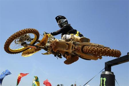 ANSTIE CHARGED FOR BRAZIL MX2