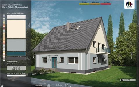 zeigen was sein kann caparol farben lacke bautenschutz gmbh pressemitteilung. Black Bedroom Furniture Sets. Home Design Ideas
