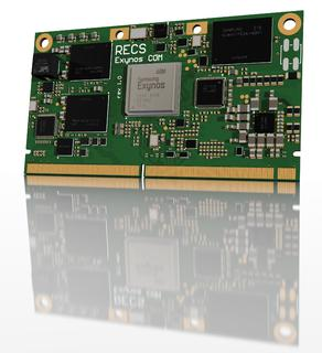 Christmann presents micro server system with mobile application processor Exynos 5 Dual, in cooperation with the University of Bielefeld