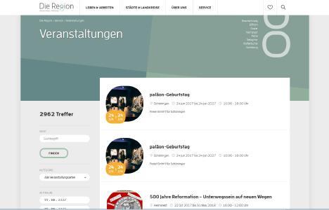 Portal WWW.Die-Region.de