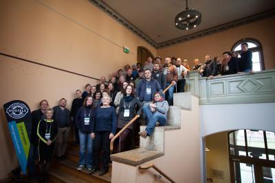 Mitglieder der Independent Hostels of Germany 2019