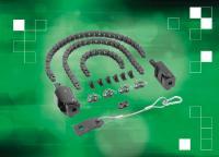 Für den einfachen Einstieg eignen sich die Kettenspanner-Sets von norelem, in denen die wichtigsten Komponenten enthalten sind.