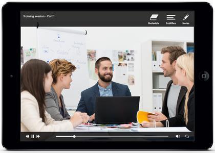 Axinom Corporate TV Training Session
