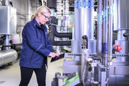 Prüfung Energiemanagementsystem
