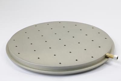 Mikroporöse Luftlagerplatte für präzise Anwendungen