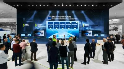 TRUMPF presents the Smart Factory and self-learning machines