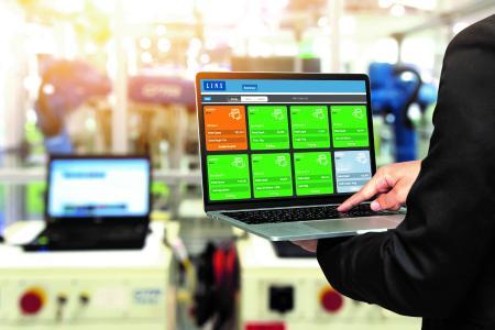 Steuerungssoftware Linx PrinterNet