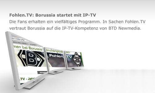 """Borussia?s """"Fohlen"""" sind online - made by BTD"""