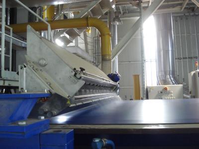 Multiboard Ultra im Einsatz: Das Holztrennmittel bietet optimale Lösungen für Anwendungen in der Holzspanplattenindustrie