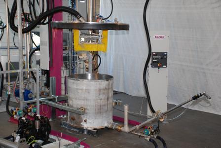OFRU: Vessel Cleaning machine