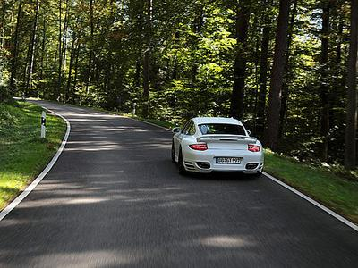 TECHART plus of sound and performance for the Porsche 911 Turbo