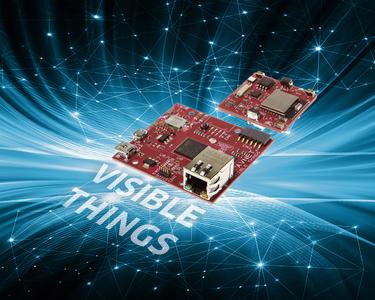Avnet Memec – Silica stellt Visible ThingsTM Referenzplattform für das Internet der Dinge vor