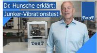 Innovation: Erstmals Junker-Prüfstand mit geregeltem Querhub