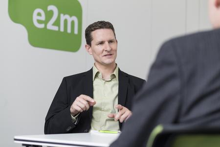DirectDyk - Fragen, Antworten, Veröffentlichungen. Energy2market Geschäftsführer Sandy Pfund