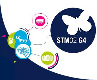 """port GmbH extends its CANopen driver portfolio and supports the """"STMicroelectronics STM32G4xx family"""""""