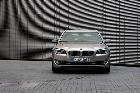 The new BMW 5 Series Touring 03
