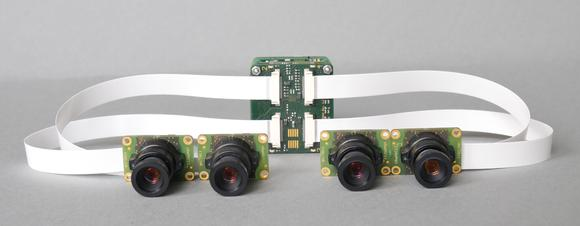 EyeCheck 8000 with 4 sensor heads