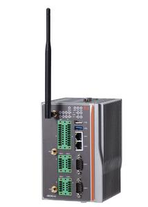 Axiomtek's rBOX510-6COM Supports dual-core Intel® Atom™ processor E3827 1.75GHz SoC with the onboard 4GB DDR3L system memory