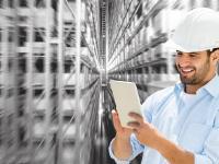 Intelligente Modernisierung von Lagertechnik (Quelle: Fotolia, Heitec)