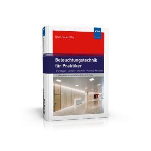 Cover Beleuchtungstechnik für Praktiker