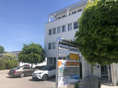 H&S Firmensitz - Gebäude