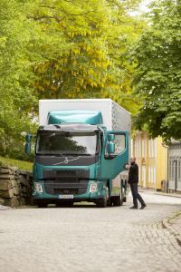 Der Volvo FE 350 zählt zu den vielseitigsten Modellen von Volvo Trucks