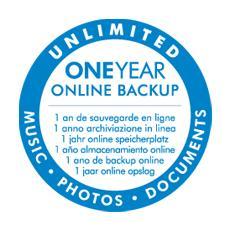 One Year Logo