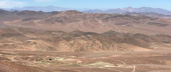 Es geht los! Die Explorationsarbeiten in Chile beginnen!