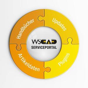 WSCAD Serviceportal