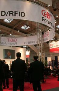 CeBIT Forum AutoID/RFID
