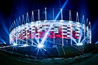 Osram illuminates 2012 European Football Championship