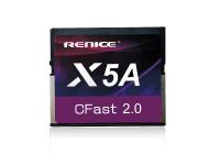 Renice new industrial grade CFast 2.0 flash memory card
