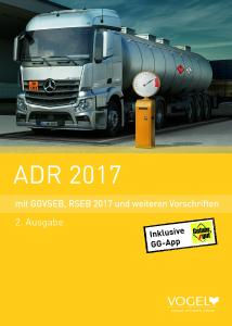 2. Ausgabe ADR 2017