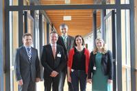 Referenten des Nachhaltigkeits-Symposium